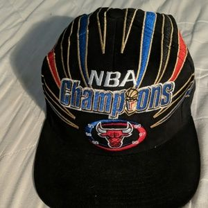 Chicago Bulls '96 Championship Mitchell and Ness